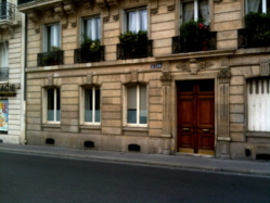 1.Le cabinet,  RV